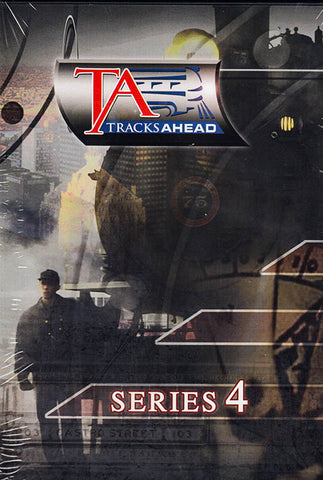 Tracks Ahead Season 4 - PRICE INCLUDES SHIPPING