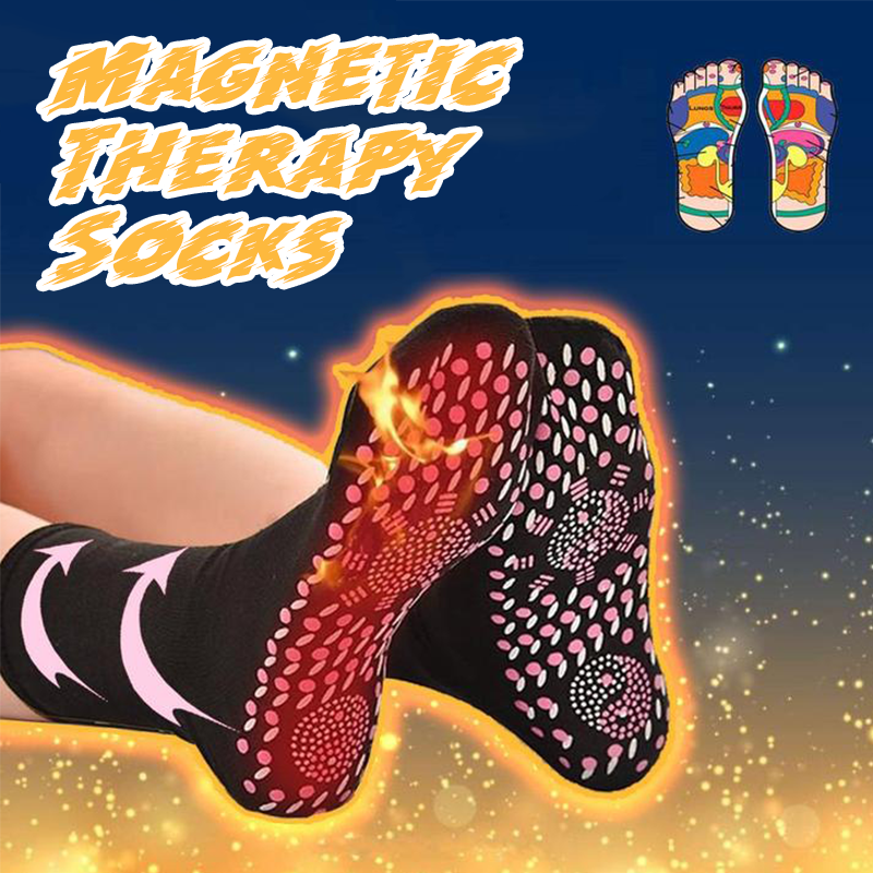 Bio-Magnetic Therapy Socks
