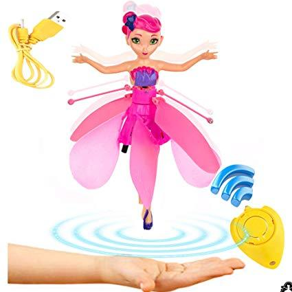 Remote Control Magical Flying Fairy
