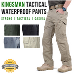 Kingsman Tactical Waterproof Pants
