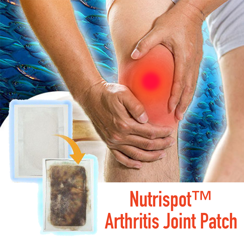Nutrispot™ Arthritis Joint Pain Patch (Set of 10)