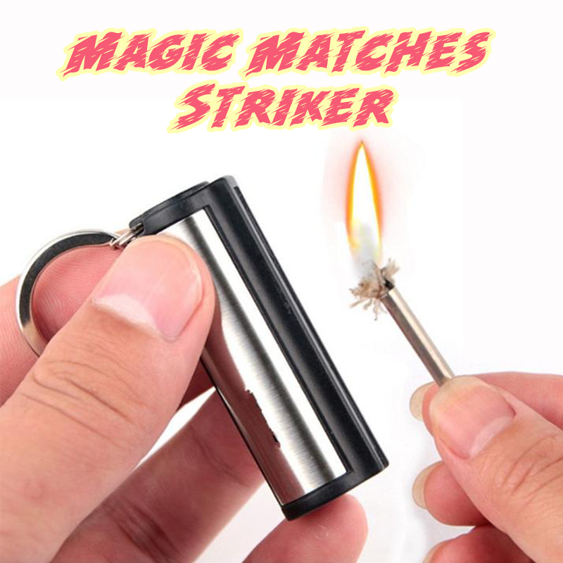 Magic Matches Striker