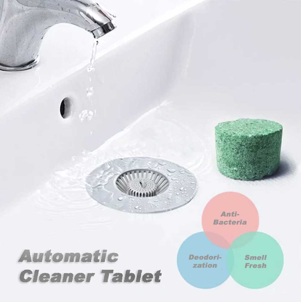 Automatic Cleaner Tablet Kit