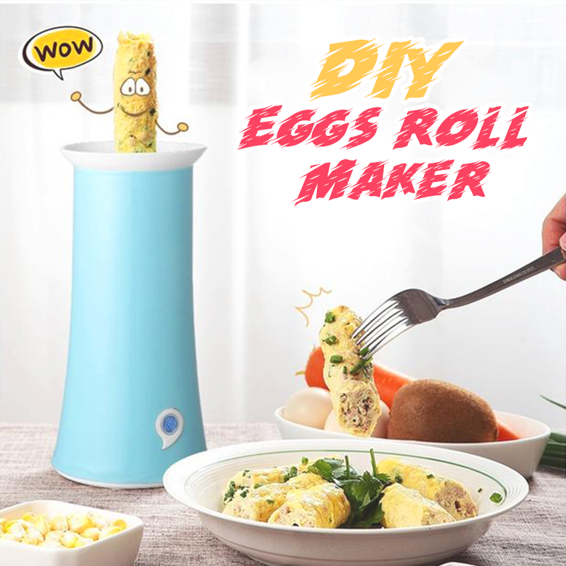 DIY Eggs Roll Maker