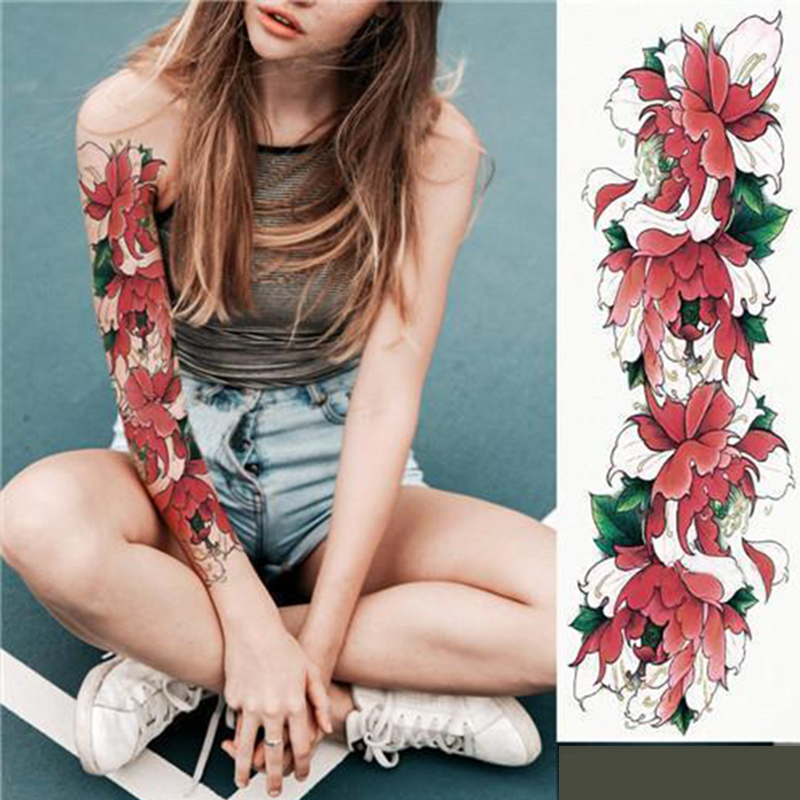 Waterproof Temporary Tattoo Sticker