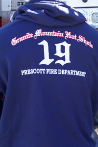 A1.65. Granite Mountain 19 Pullover Hoodie