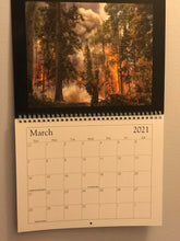 Load image into Gallery viewer, 2021 EMF Calendar