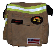 "Load image into Gallery viewer, AA1. ""The Chief's Tote"" EMF bag by Get Hosed"