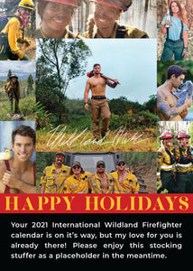 R3. Wildland Firefighter 2021 Calendar