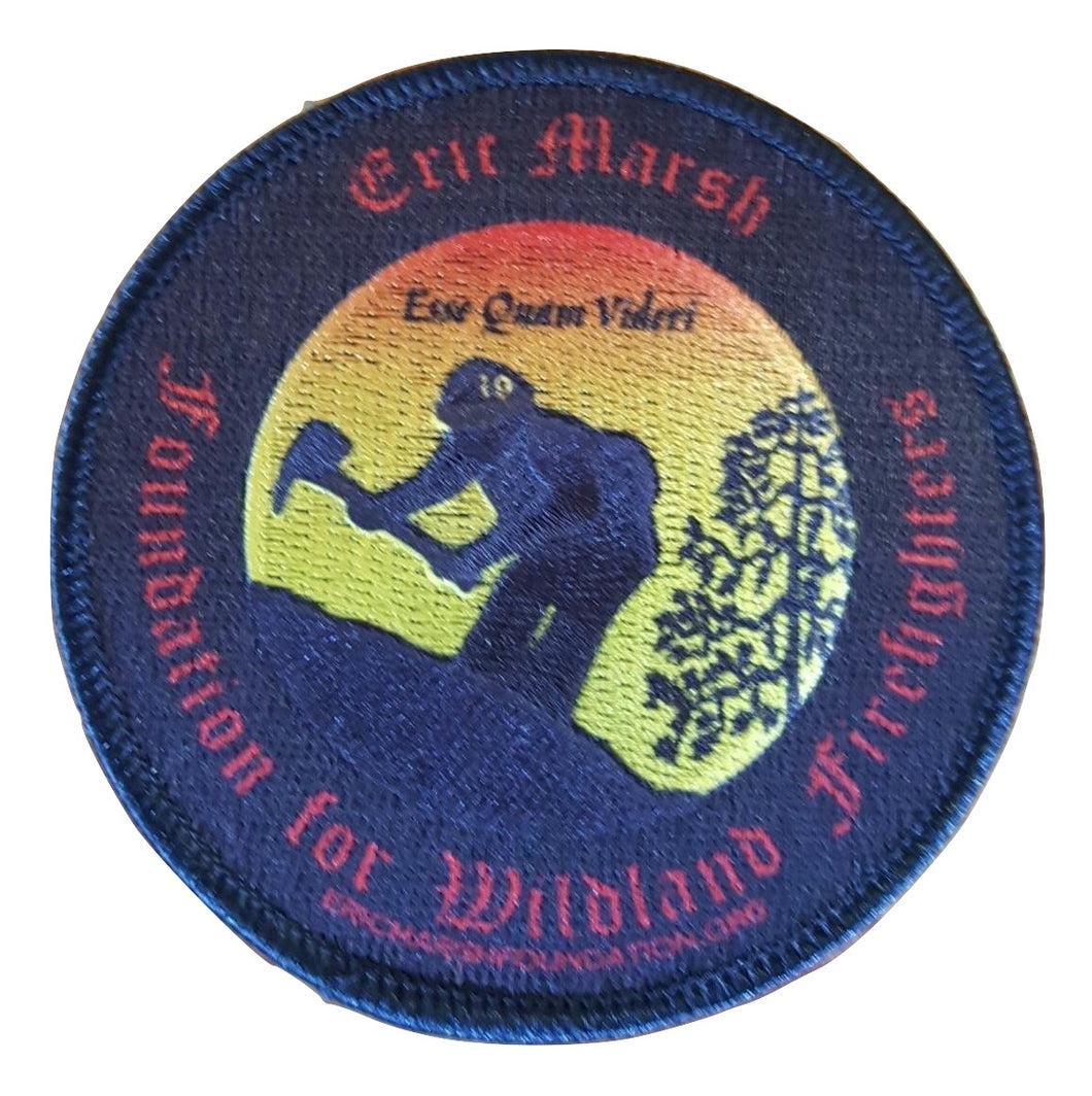 P1. EMF Logo Patch