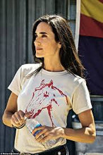 Load image into Gallery viewer, W1. Amanda's Horse Shirt (Only the Brave)