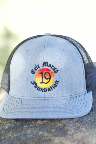 H1. Granite Mountain Hotshots 19 Trucker Snap Back Hat