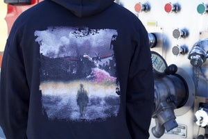 A1.6 Grunt Style Design EMF Bomber Hoodie (Zip and Pullover)