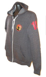 A1.5.5 Grunt Style Design EMF Hoodie (Zip and Pull Over)