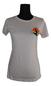 W4.5. Wendy Wildland Women's Cut TShirt crew neck