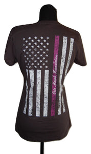 W6. Women's Flag Remembrance Shirt