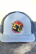 Load image into Gallery viewer, H1. HELITACK LOGO Trucker Snap Back Hat