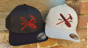 H5. Saw and Pulaski Flexfit Hat