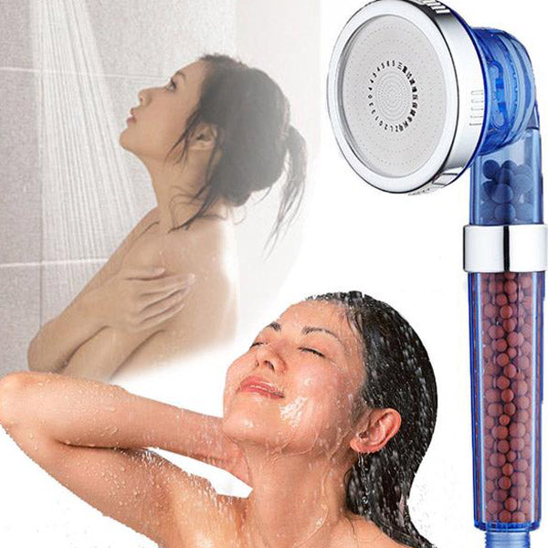 Ecoshower Hand Shower with Water Treatment