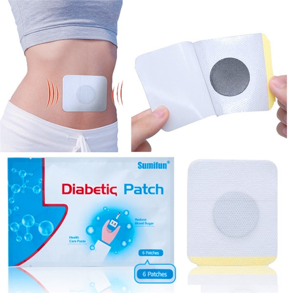 Herbal Diabetic Patches