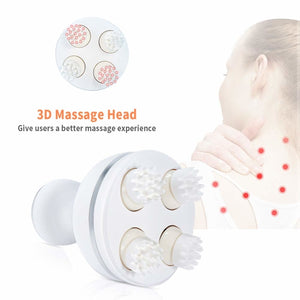 Smart 4D Electric Scalp Massager