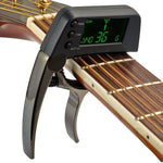 Tuner Guitar Multi-functional Aluminum