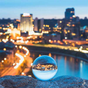 Crystal Ball Decoration - Take Amazing Photos