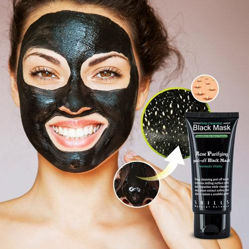 Purifying Peel-off Black Mask (Wholesale Price!)