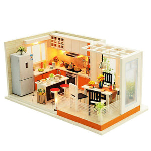Full-doll House Furniture Miniature Toys