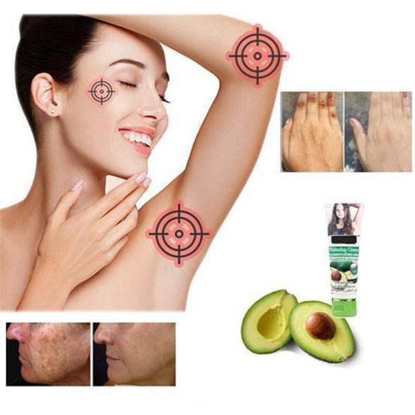 Intense Avocado Skin Whitening Cream