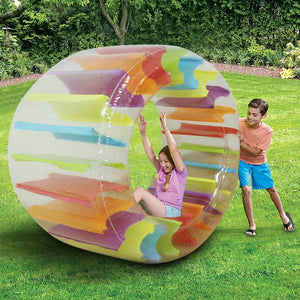 PlayMate™️ Giant Inflatable Land Wheel