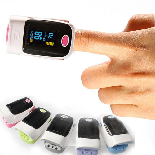 Pulse Oximeter - CE/ISO Approved