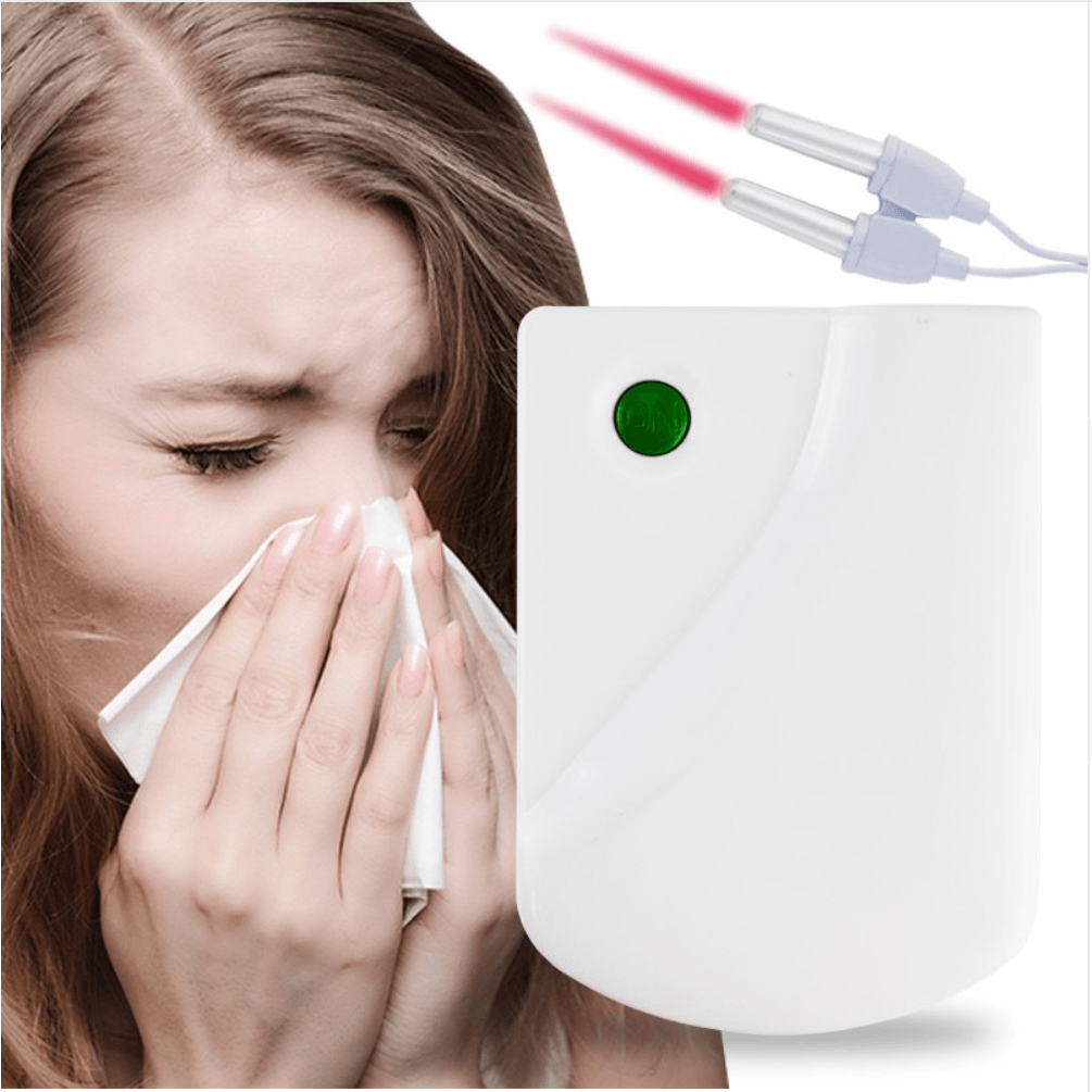 Nasal Allergic Therapy Device