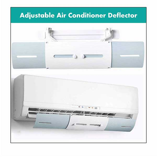 Adjustable Air Conditioning Reflector