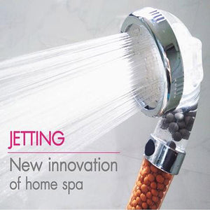 adjustable ionic super shower head 5