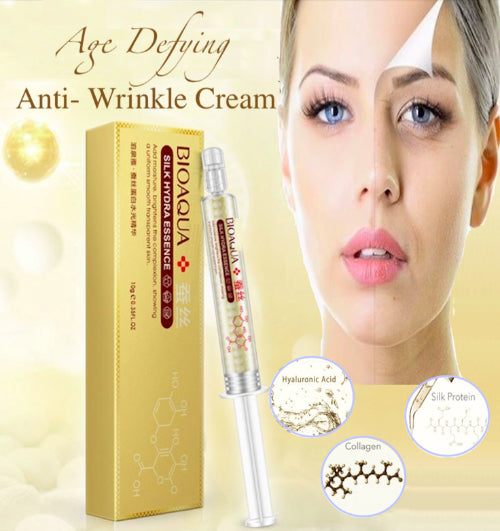 Luxury 24K Gold Anti Wrinkle Essence