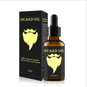 Beard Growth Enhancer Oil (30ml)