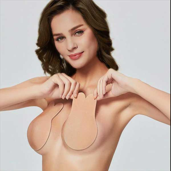Invisible Rabbit-shaped Lift Up Bra Tape