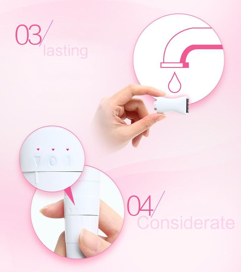 5 In 1 Electric Epilator Hair Removal