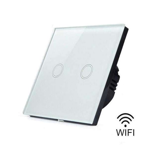Smart WiFi Wall Touch Light Switch