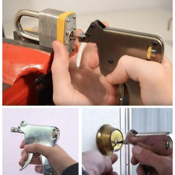 Automatic Lock Pick Picking Tools Gun Set