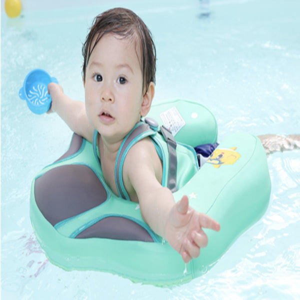 Non-Inflatable Baby Swim Trainer