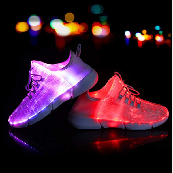 Led Light Up Sneakers
