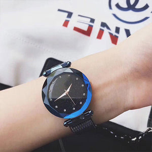 Six Colors Starry Sky Watch