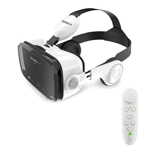 Smartphone VR Headset Z4 With Earphones And Controller