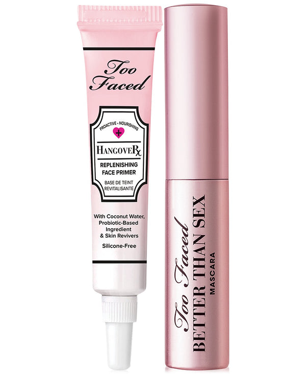 Sex Hangover Face Primer & Mascara