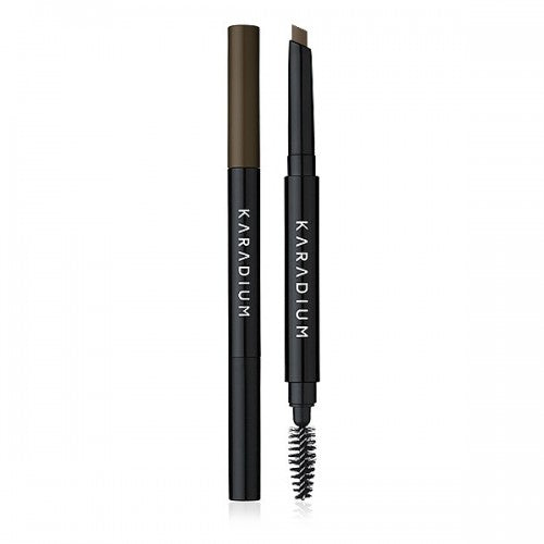 Flat Eyebrow Pencil (Dark Brown)