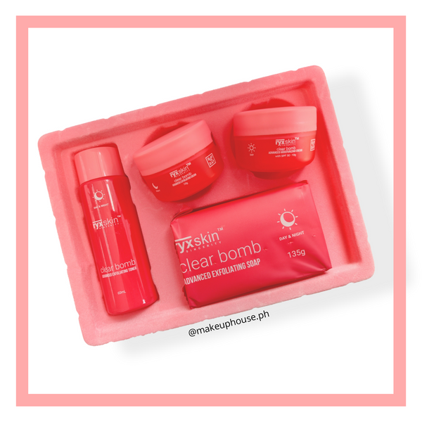 Clearbomb Advanced Exfoliating Kit