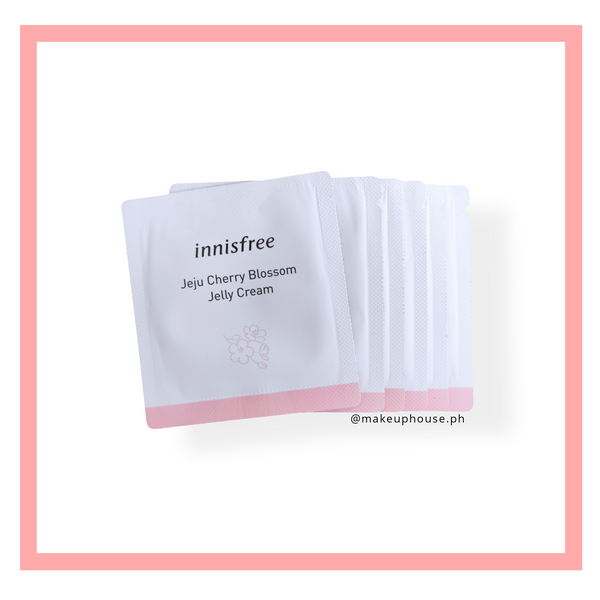 INNISFREE Jeju Cherry Blossom Jelly Cream - Sampler