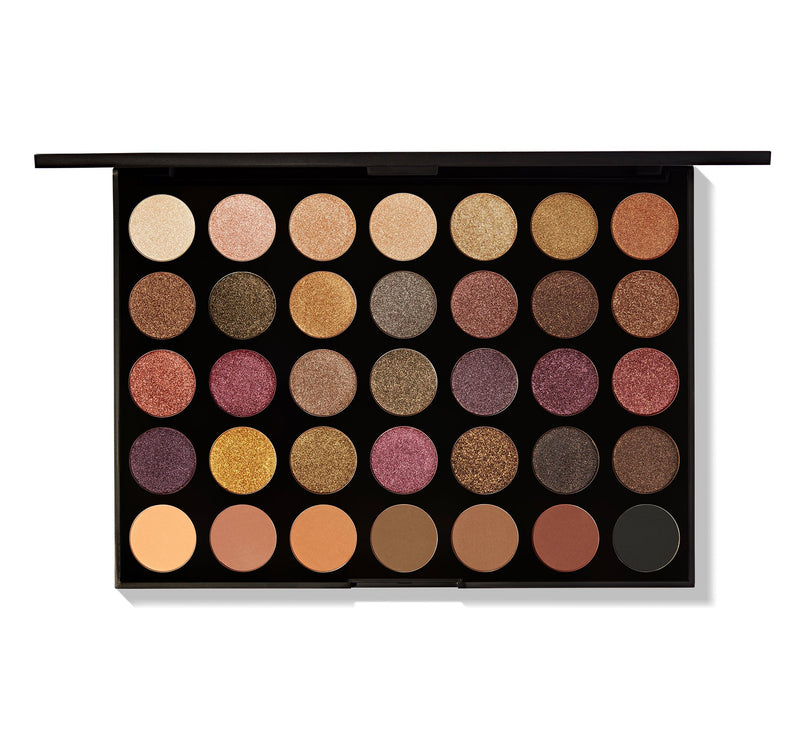 35F Fall Into Frost Eyeshadow Palette